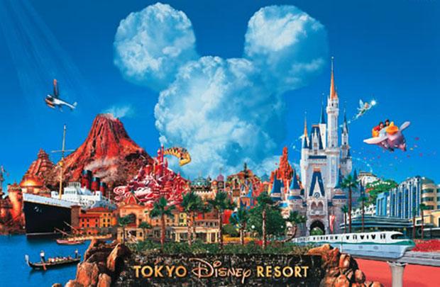 Tour ke Jepang -Tokyo-Disney-Resort