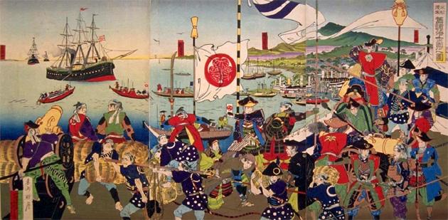 sejarah odaiba
