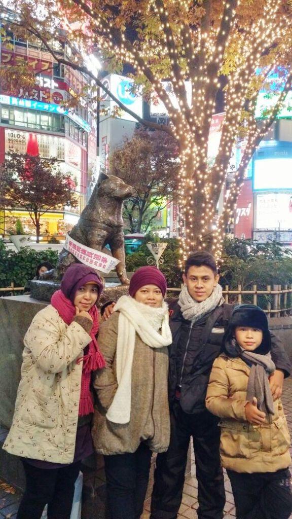 tour ke jepang tokyo pengenliburan