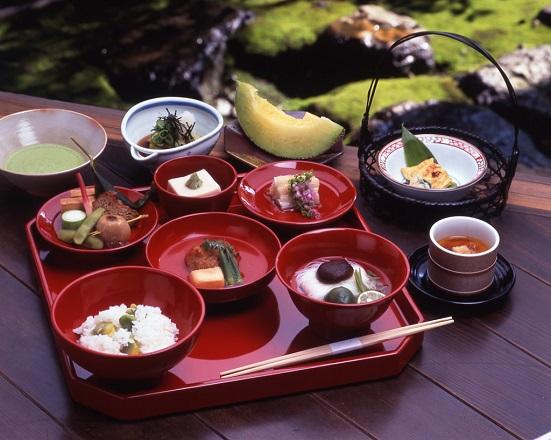 shojin ryori masakan vegetarian jepang