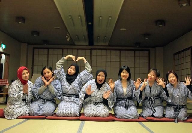 Foto Peserta Tour ke Jepang April 2015