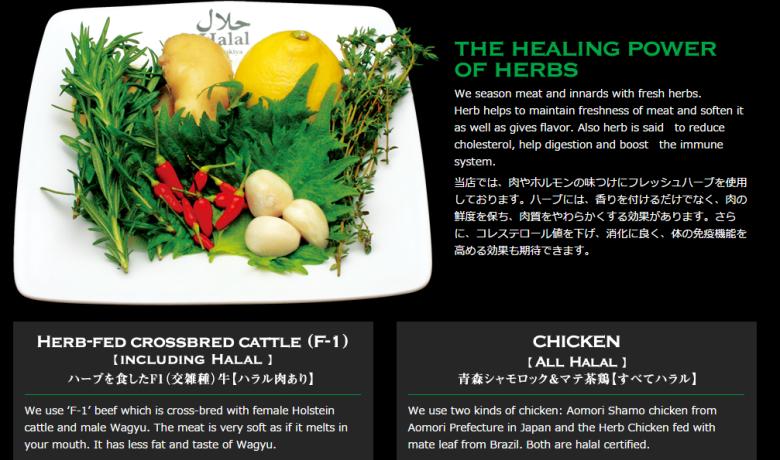 makanan jepang sayuran halal
