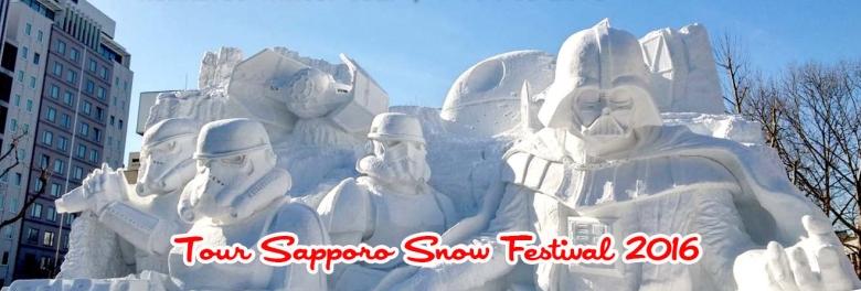 paket tour ke jepang sapporo snow festival 2016