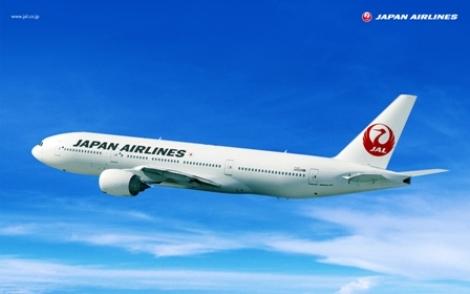 pesawat japan airlines