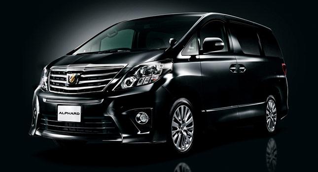 Harga Sewa Mobil di Jepang Alphard