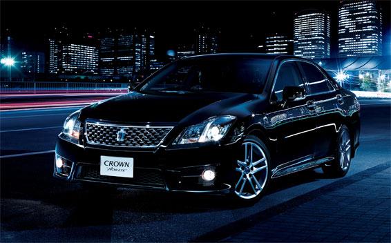 Harga Sewa Mobil di Jepang Toyota Crown