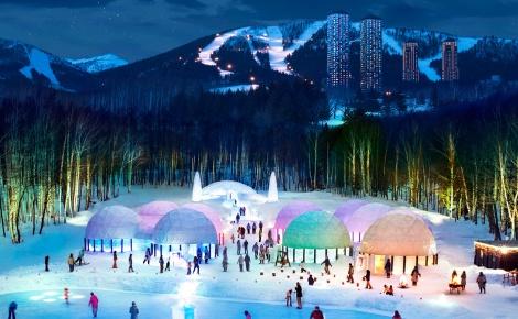 tour jepang ke hokkaido winter 2016