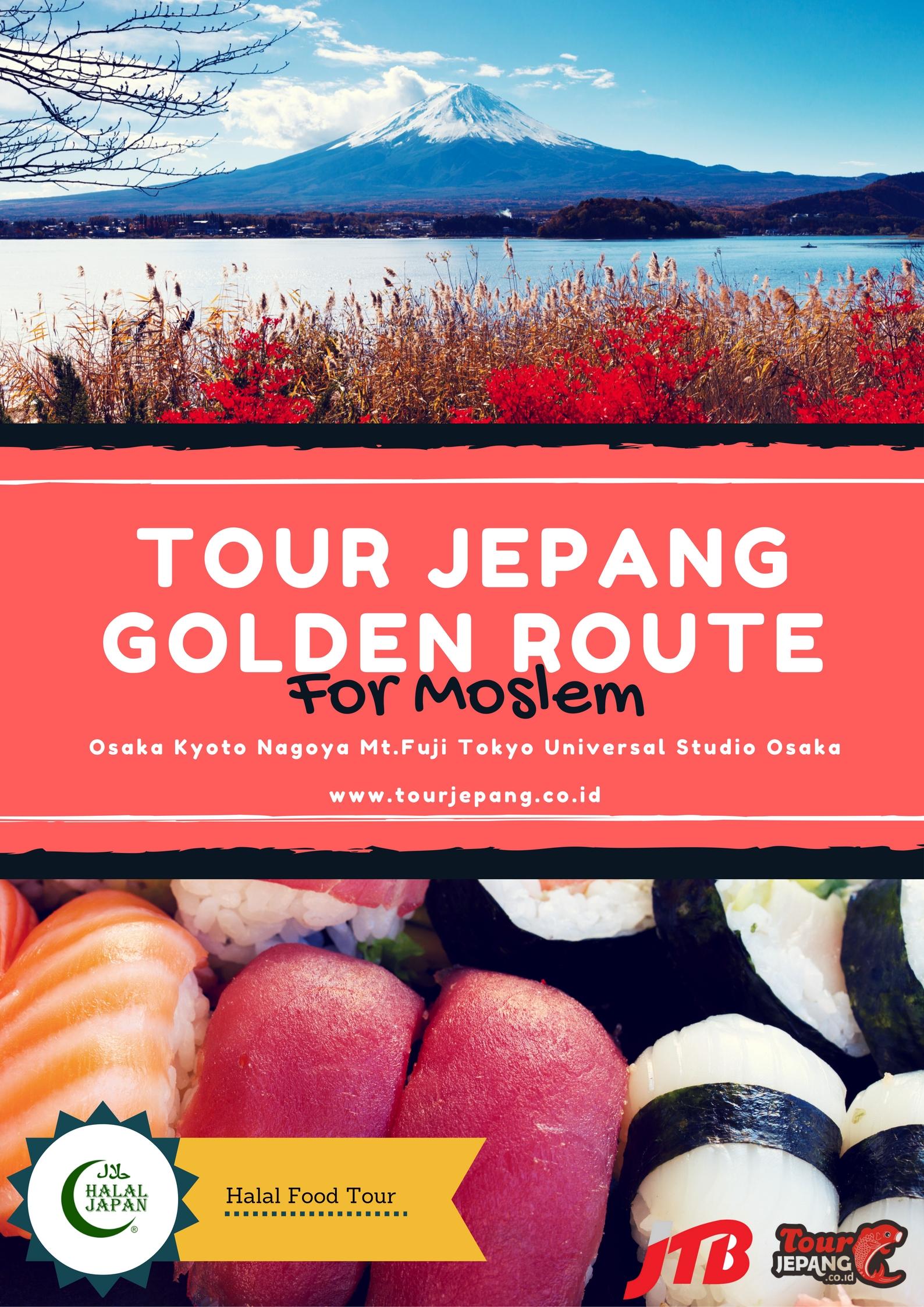 Paket Tour Jepang