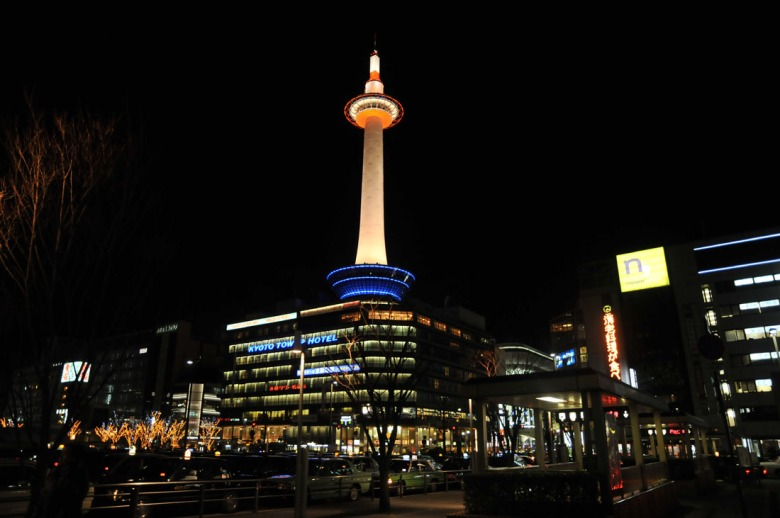 kyoto_tower_night