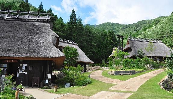 iyashi-no-sato-di-kawaguchiko-fuji